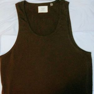 Fear of God Collection 1 Brown oversized Tank Top